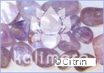 Ametyst sten liten-516