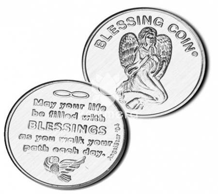 Blessing coin -0