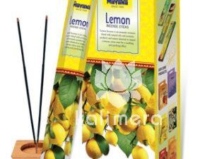 Lemon røkelse-0