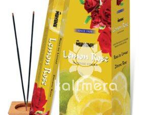 Lemon Rose røkelse-0