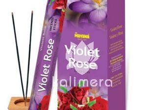 Violet Rose røkelse-0