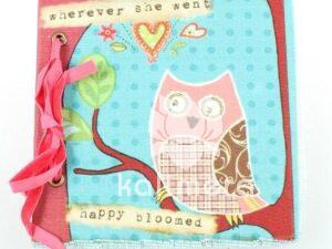 Notatbok happy bloomed-0