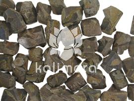 Staurolitt alvekrystall-0