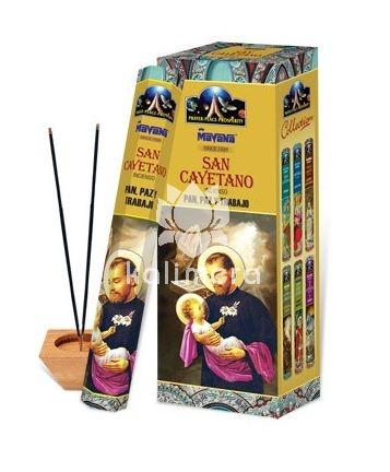 San Cayetano røkelse for meditasjon-0